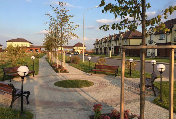 Коттеджный поселок Юсупово Life park