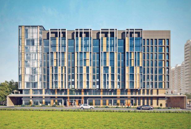 Апарт-комплекс Янтарь apartments