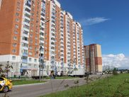 Купить однокомнатную квартиру по адресу Московская область, г. Домодедово, с. Домодедово, Творчества, дом 5