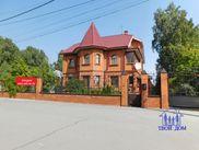 Купить коттедж или дом по адресу Новосибирская область, г. Новосибирск, 1-й Таганрогский
