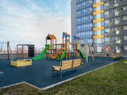 Купить однокомнатную квартиру по адресу Санкт-Петербург, Народного Ополчения, дом 149
