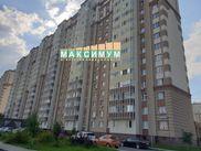 Купить однокомнатную квартиру по адресу Московская область, г. Домодедово, Южный мкр., Курыжова, дом 25