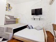 Купить квартиру со свободной планировкой по адресу Санкт-Петербург, Римского-Корсакова, дом 1
