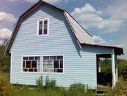Купить дачу по адресу Московская область, Чеховский р-н, д. Оксино, летняя, дом 4