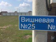 Купить участок по адресу Ростовская область, Мясниковский р-н, с. Чалтырь, Вишневая Озерный днп улица, дом 25