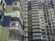 Купить трёхкомнатную квартиру по адресу Московская область, г. Домодедово, Южный мкр., Южнодомодедовская, дом 16