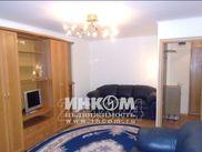 Купить однокомнатную квартиру по адресу Москва, Саморы Машела улица, дом 4К6