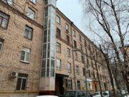 Купить трёхкомнатную квартиру по адресу Москва, ЦАО, Чаянова, дом 18