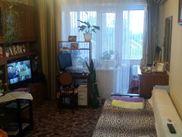 Купить однокомнатную квартиру по адресу Московская область, Серпуховский р-н, п. Большевик, Ленина, дом 66