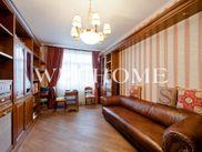 Снять четырёхкомнатную квартиру по адресу Москва, Зачатьевский 1-й пер., дом 4