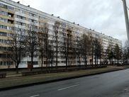 Купить трёхкомнатную квартиру по адресу Санкт-Петербург, Летчика Пилютова, дом 23