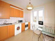 Купить однокомнатную квартиру по адресу Москва, Цюрупы улица, дом 16К2