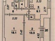 Купить двухкомнатную квартиру по адресу Москва, ВАО, Свободный, дом 30
