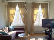 Купить однокомнатную квартиру по адресу Москва, Большой Саввинский переулок, дом 1