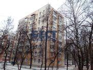 Купить однокомнатную квартиру по адресу Москва, Каховка, дом 27, к. 2