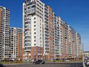 Купить трёхкомнатную квартиру по адресу Санкт-Петербург, Парашютная, дом 23, к. 2