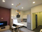 Купить однокомнатную квартиру по адресу Москва, Наметкина улица, дом 18к4