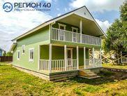 Купить коттедж или дом по адресу Калужская область, Боровский р-н, д. Козельское