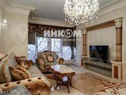 Купить пятикомнатную квартиру по адресу Москва, Мосфильмовская, дом 70, к. 1
