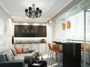 Купить двухкомнатную квартиру по адресу Москва, Хамовнический Вал улица, дом 10