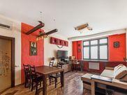 Купить трёхкомнатную квартиру по адресу Москва, Эльдорадовский переулок, дом 7