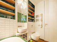 Купить однокомнатную квартиру по адресу Москва, Клинская улица, дом 16к1
