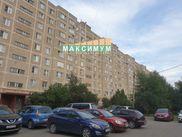 Купить двухкомнатную квартиру по адресу Московская область, г. Домодедово, Западный мкр., Рабочая, дом 44