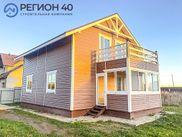 Купить коттедж или дом по адресу Калужская область, Боровский р-н, д. Тимашово