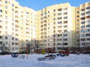 Купить трёхкомнатную квартиру по адресу Санкт-Петербург, Глухарская, дом 5, к. 2