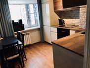 Купить трёхкомнатную квартиру по адресу Санкт-Петербург, Российский, дом 14