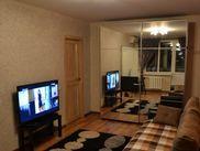 Купить однокомнатную квартиру по адресу Москва, Пироговская Малая улица, дом 27К2