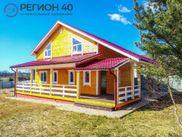 Купить коттедж или дом по адресу Калужская область, Боровский р-н, д. Лучны