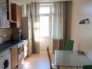 Купить однокомнатную квартиру по адресу Москва, Мосфильмовская улица, дом 88к1