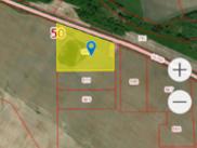 Купить землю по адресу Московская область, Можайский р-н, д. Отяково, Центральная