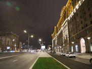 Купить трёхкомнатную квартиру по адресу Москва, ЦАО, Новинский, дом 18, стр. 1