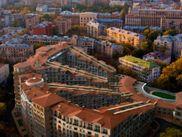 Купить квартиру со свободной планировкой по адресу Москва, ЦАО, Фадеева, дом 4А