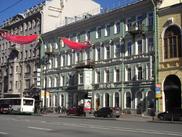 Купить четырёхкомнатную квартиру по адресу Санкт-Петербург, Невский, дом 82