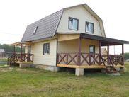 Купить дачу по адресу Калужская область, Боровский р-н, Тишнево, дом 1