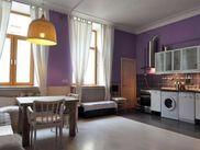 Купить трёхкомнатную квартиру по адресу Москва, Малая Тульская улица, дом 2/1К21
