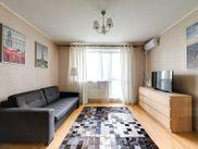 Купить однокомнатную квартиру по адресу Москва, ЮЗАО, Саморы Машела, дом 4, к. 6