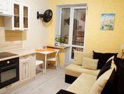 Купить однокомнатную квартиру по адресу Санкт-Петербург, Среднерогатская, дом 20