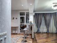 Купить однокомнатную квартиру по адресу Москва, Смоленский бульвар, дом 17