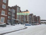 Купить двухкомнатную квартиру по адресу Московская область, г. Домодедово, д. Редькино, Батырева, дом 35