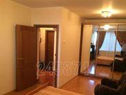 Купить однокомнатную квартиру по адресу Москва, Башиловская улица, дом 3