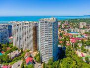 Купить четырёхкомнатную квартиру по адресу Краснодарский край, г. Сочи, Первомайская ул, дом 21