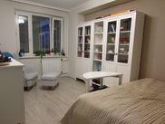 Купить однокомнатную квартиру по адресу Москва, Нагорная улица, дом 25К2