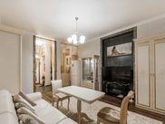 Купить однокомнатную квартиру по адресу Москва, Маршала Полубоярова улица, дом 14