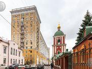 Купить четырёхкомнатную квартиру по адресу Москва, ЦАО, Гончарная, дом 26, к. 1