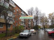 Купить трёхкомнатную квартиру по адресу Московская область, г. Домодедово, Центральный мкр., Рабочая, дом 7