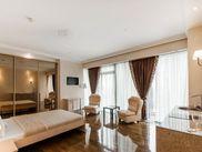 Купить однокомнатную квартиру по адресу Москва, Олимпийский проспект, дом 20